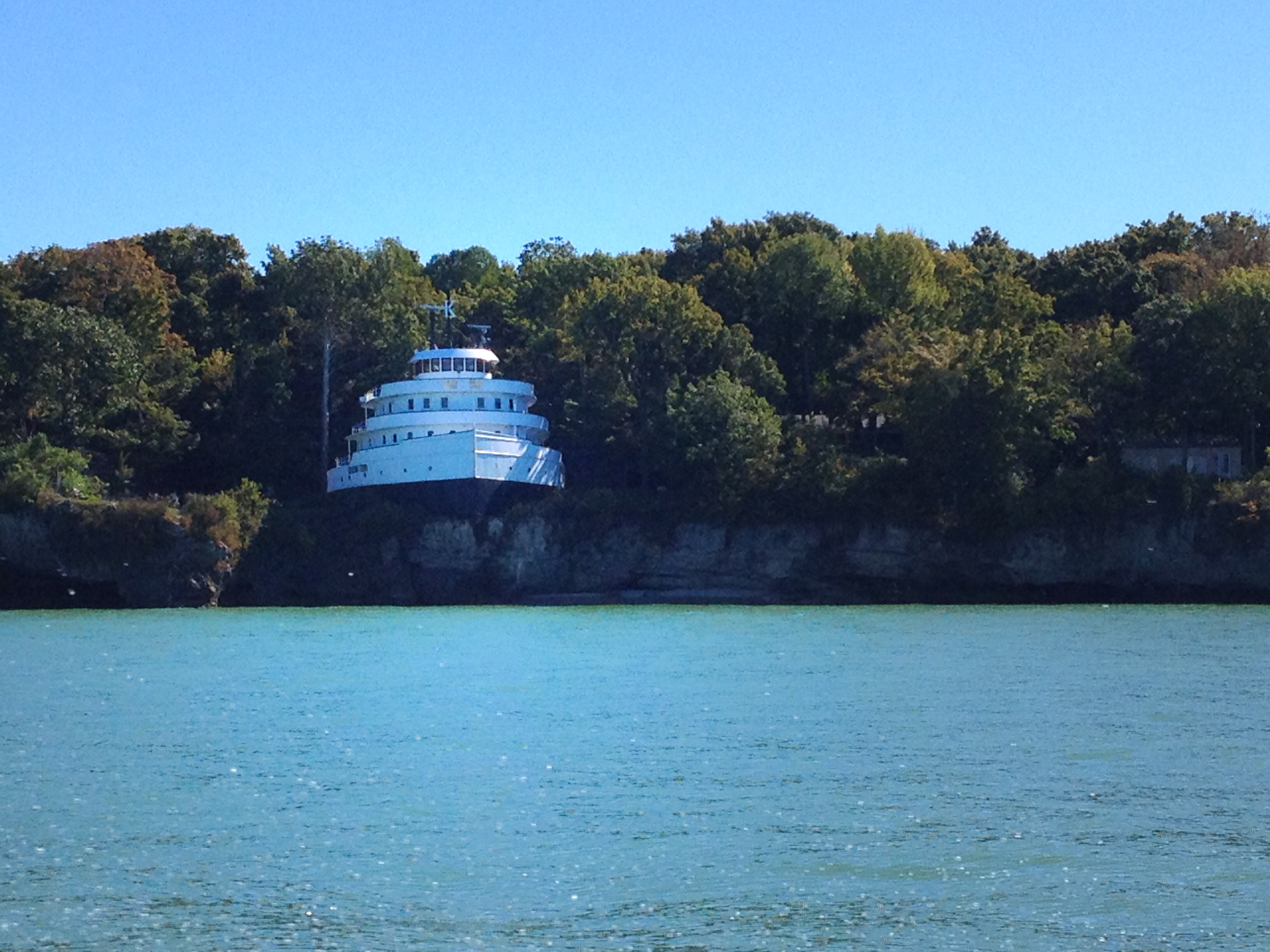Benson Ford House Put In Bay Ohio Has An Outdoorsy Side And Its Beautiful Its