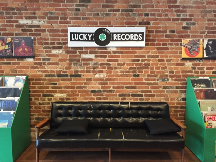 LuckyRecords