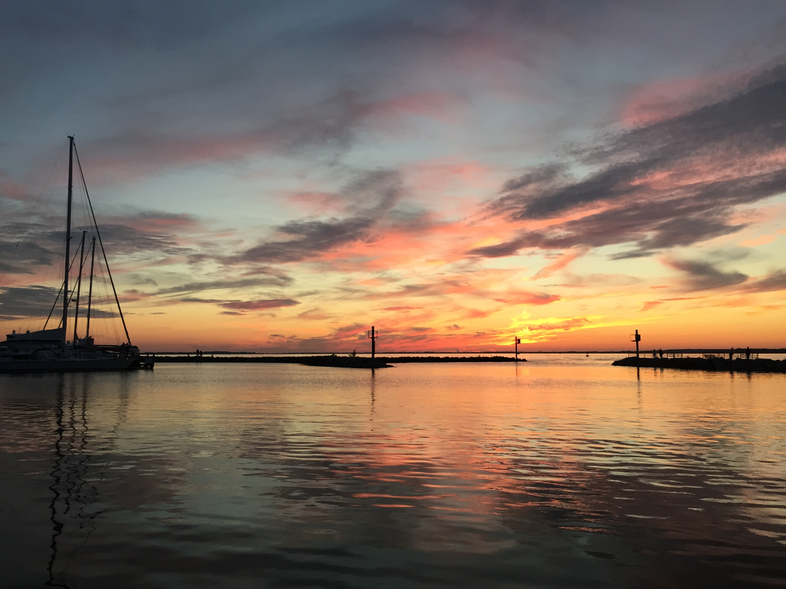 Sandusky ohio is shedding the rust and quietly becoming for Sandusky bay fishing