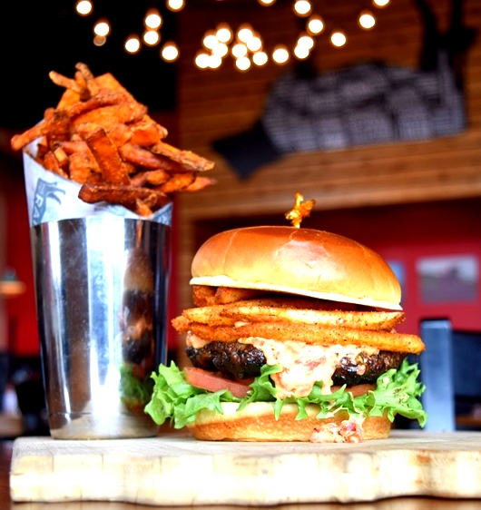 The Heartbreak Burger
