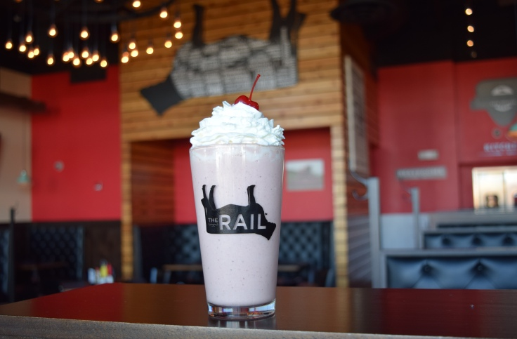 Rail Strawberry Shake