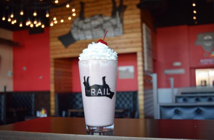 Rail Strawberry Shake