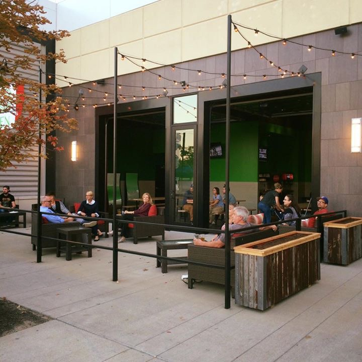 Ohio Beer Garden Patio
