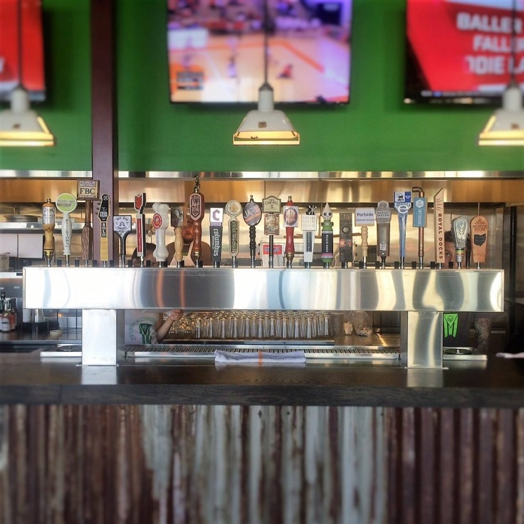 24 Ohio Beers on Draught