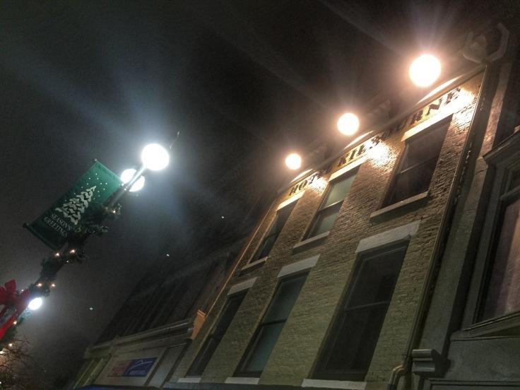 Hotel Kilbourne Front